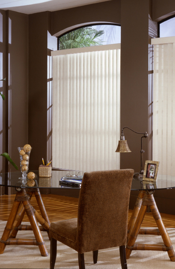 Window Solutions | Blinds | Vertical