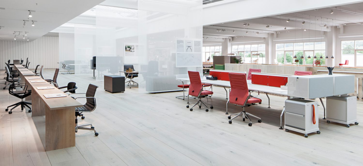interior design and office furniture strategy - pure workplace