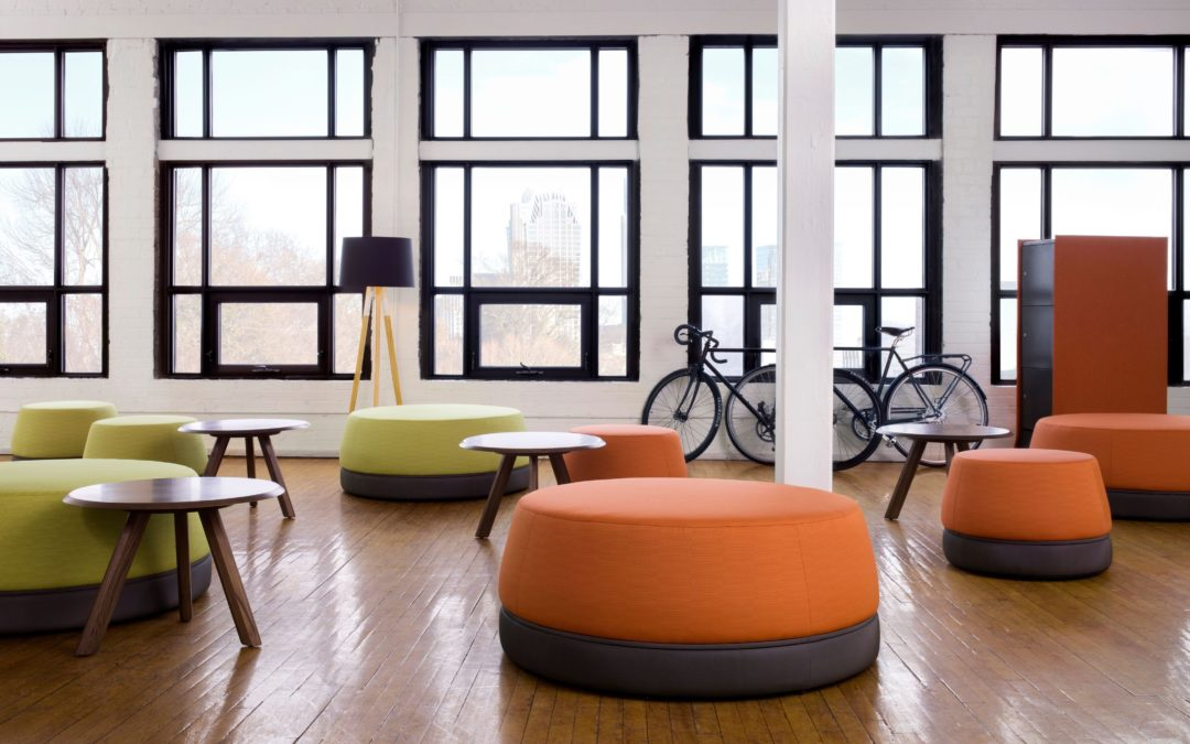 The Psychology of Color in the Office